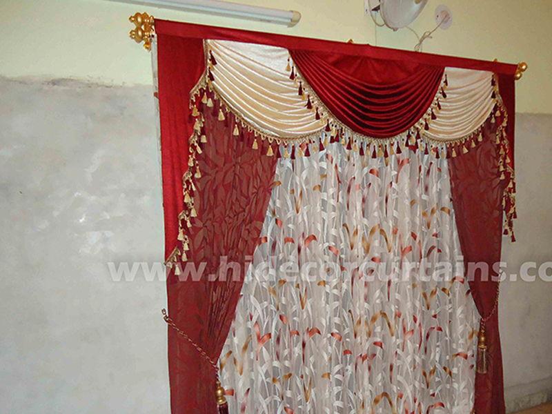 Triple Rod Curtain Home The Honoroak